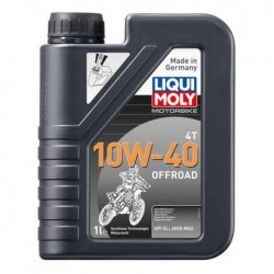 ΛΑΔΙ LIQUI MOLY 10W40 OFF ROAD